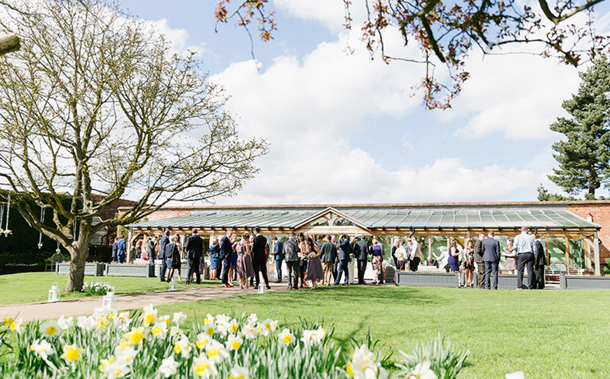 Incredible Last-Minute Wedding Venues That Could Save You A Fortune - Gaynes Park | CHWV