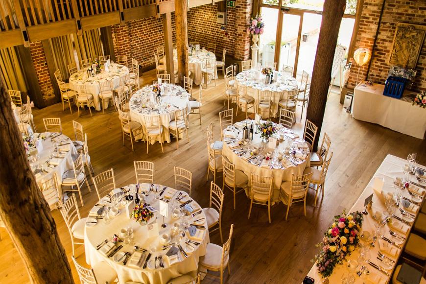8 Incredible Essex Wedding Venues - Gaynes Park | CHWV
