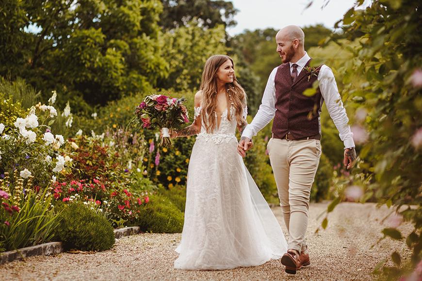 7 Enchanting Woodland Wedding Venues - Gaynes Park | CHWV