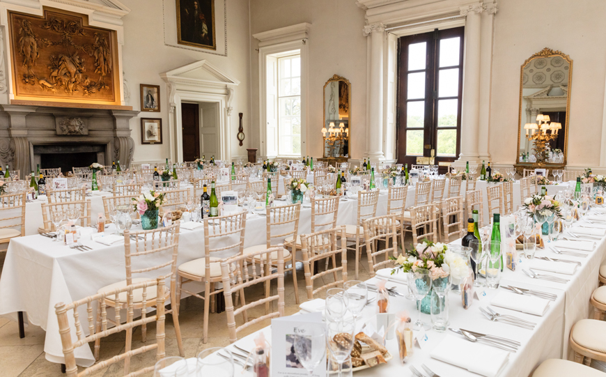 8 Oxfordshire Wedding Venues You Won't Want To Miss - Kirtlington Park   CHWV