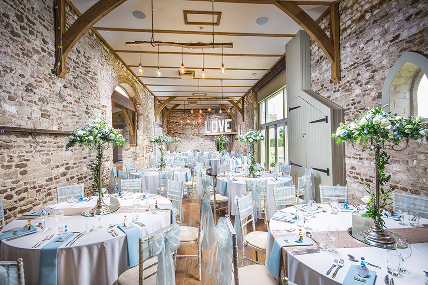 9 East Anglia Wedding Venues You Have To See - Pentney Abbey | CHWV