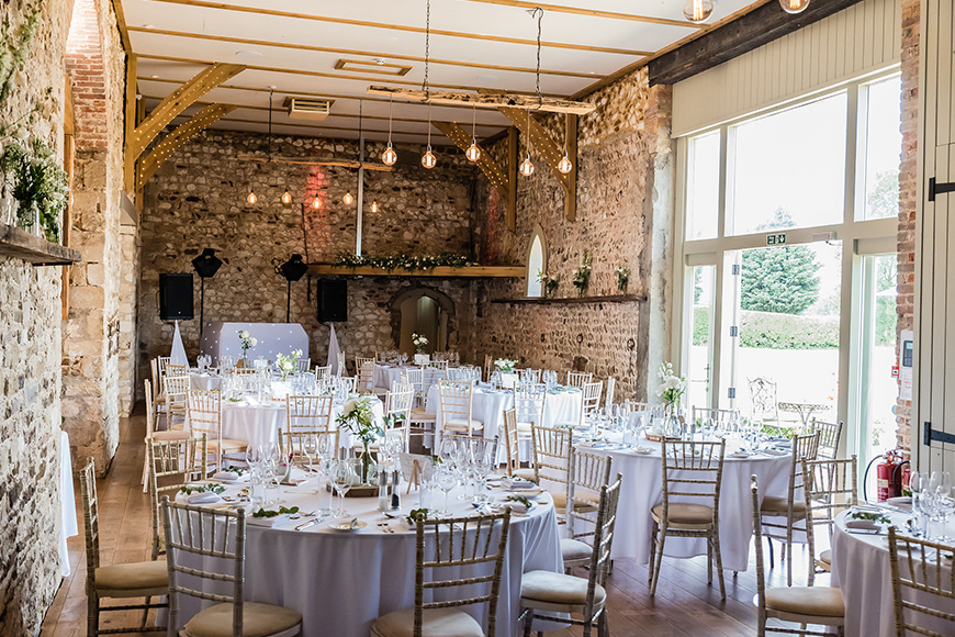 6 Incredible Norfolk Wedding Venues - Pentney Abbey | CHWV