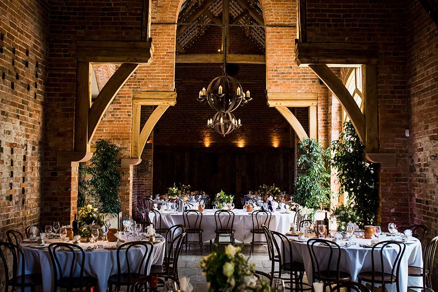 8 Wonderful Wedding Venues In Warwickshire - Shustoke Farm Barns | CHWV
