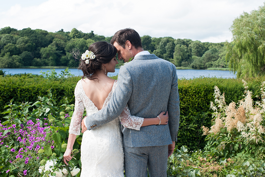 A Stunning Styled Shoot At Combermere Abbey | CHWV
