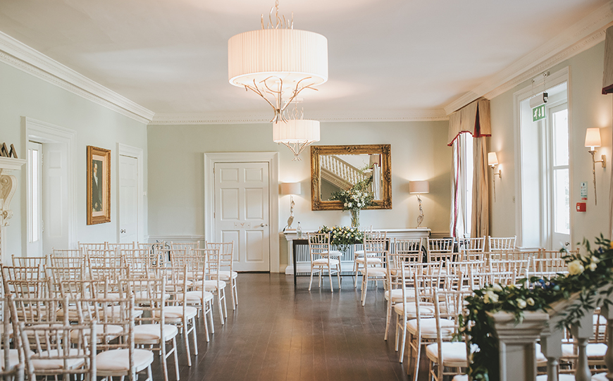 Our Venue Specialist's Perfect Wedding At Morden Hall - The venue | CHWV