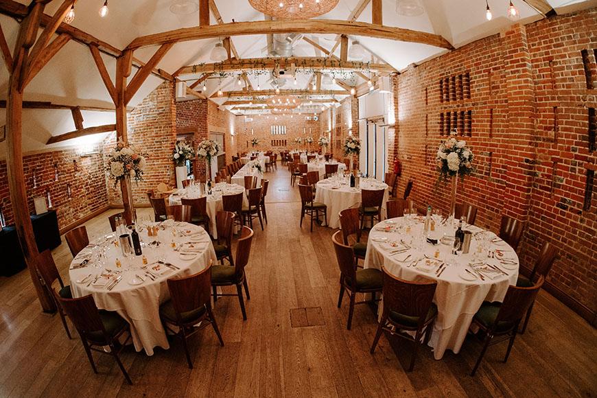 7 Wonderful Wedding Venues With Churches - Wasing Park | CHWV