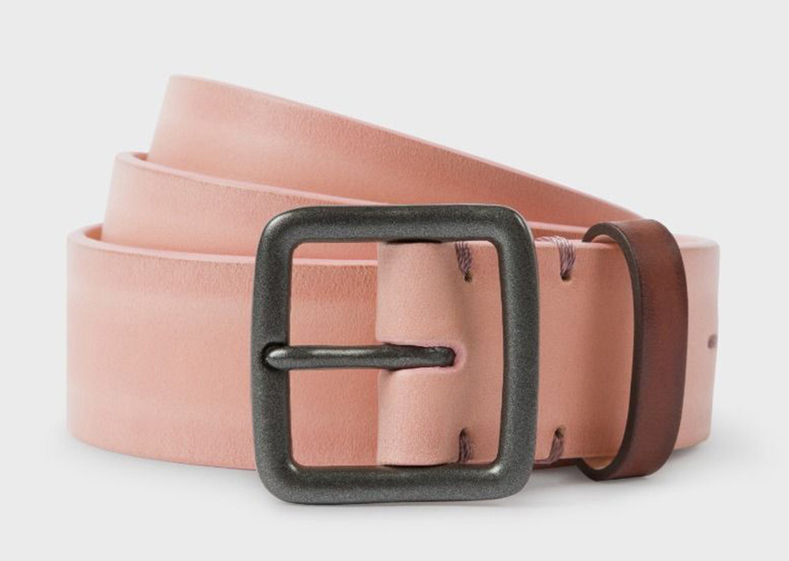 Wedding Ideas By Colour: Pink Groom's Accessories - Pink belt | CHWV