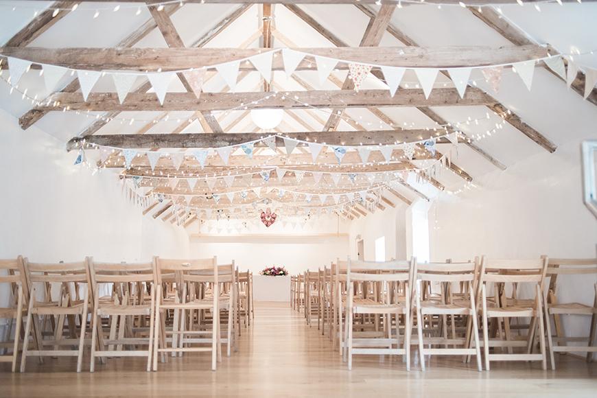 The Best Barn Wedding Venues - The Green | CHWV