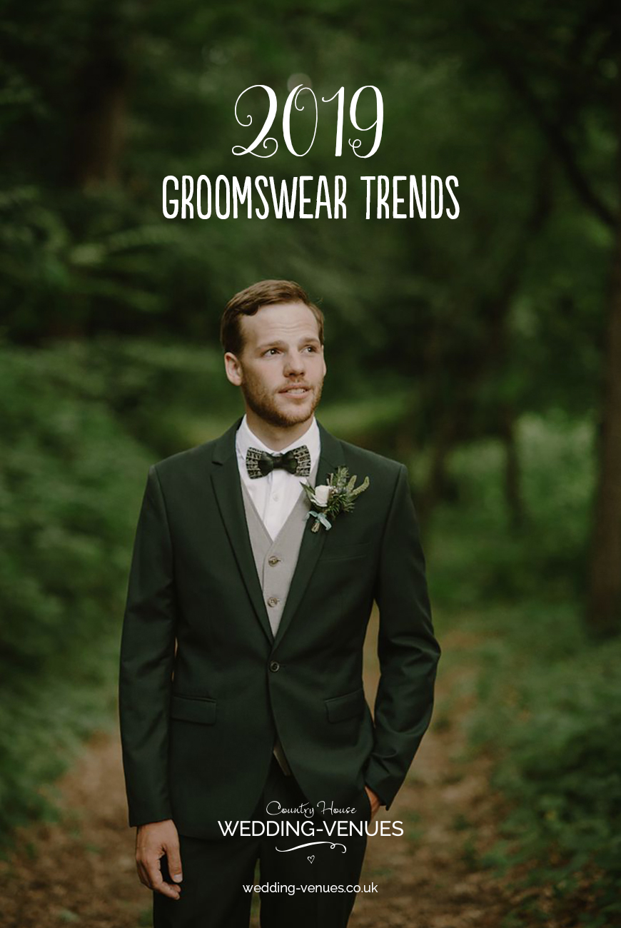 561388979f90 2019 Groomswear Trends For The Stylish Groom | CHWV