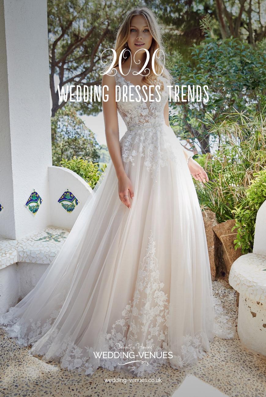 New Wedding Dresses 2020,Wedding Dress Trends 2020,