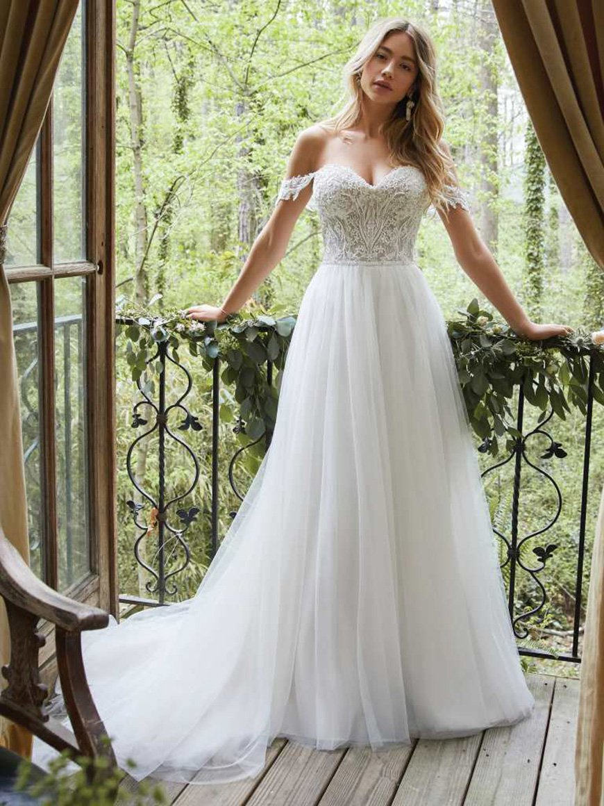 2020 Wedding Dresses Trends - Folksy embrace | CHWV