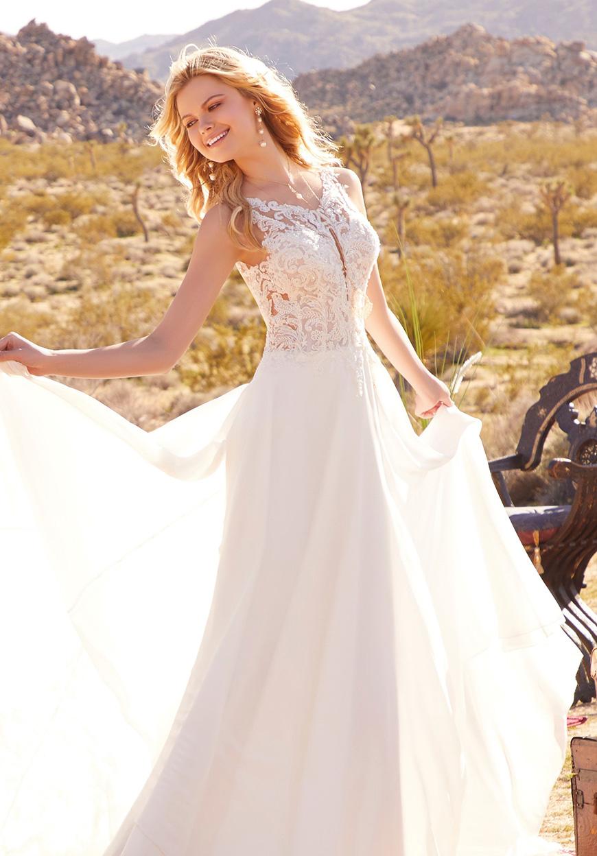 2020 Wedding Dresses Trends - Through the keyhole | CHWV