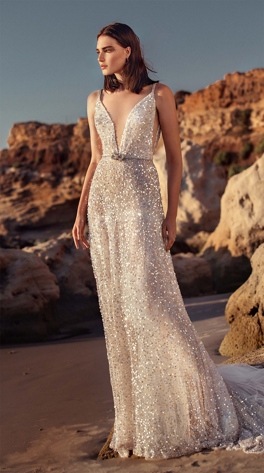 2020 Wedding Dresses Trends - All that glitters | CHWV