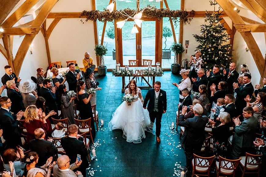 13 Unmissable 2020 Wedding Offers - Mythe Barn | CHWV