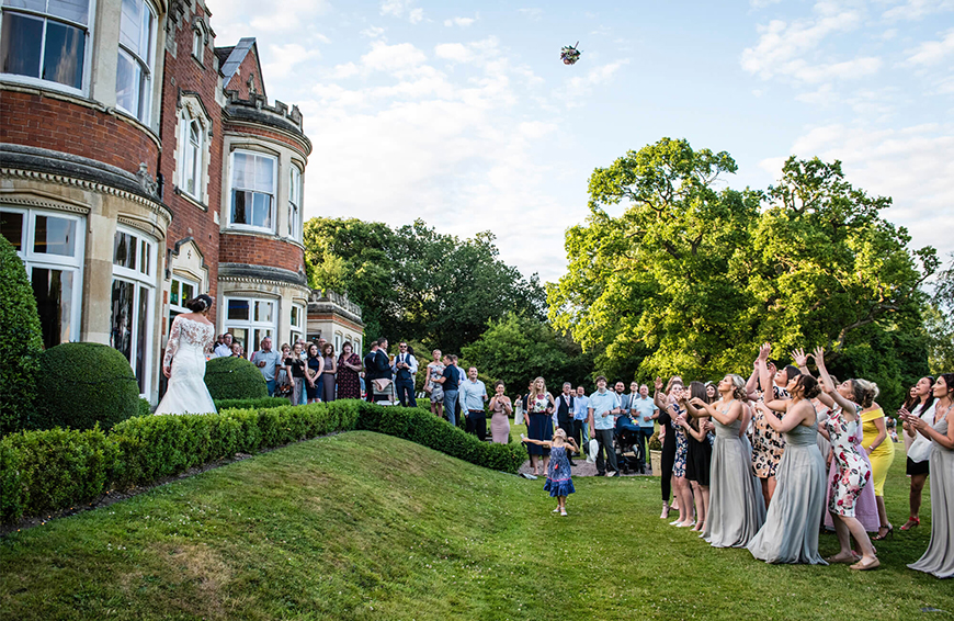 13 Unmissable 2020 Wedding Offers - Pendrell Hall | CHWV