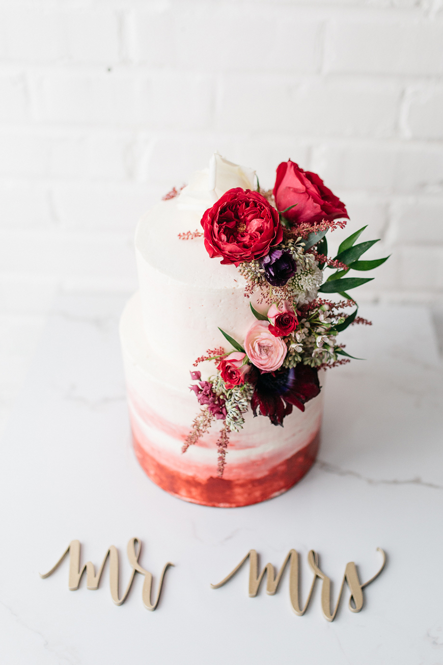 Wedding Ideas By Pantone Colour: Cherry Tomato - Food and drink | CHWV