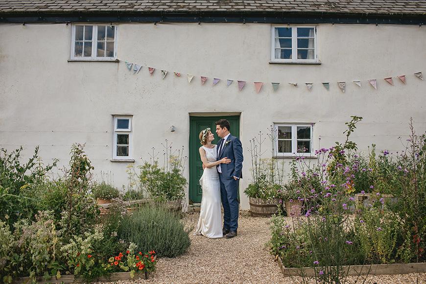 11 Barn Wedding Venues For A Rustic Wedding - River Cottage | CHWV
