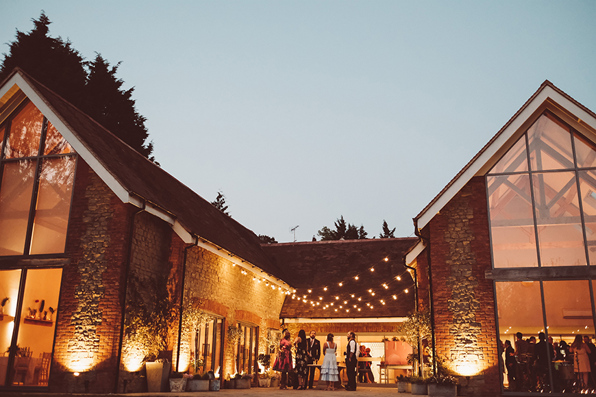 11 Autumn Wedding Venues To Fall In Love With - Millbridge Court | CHWV