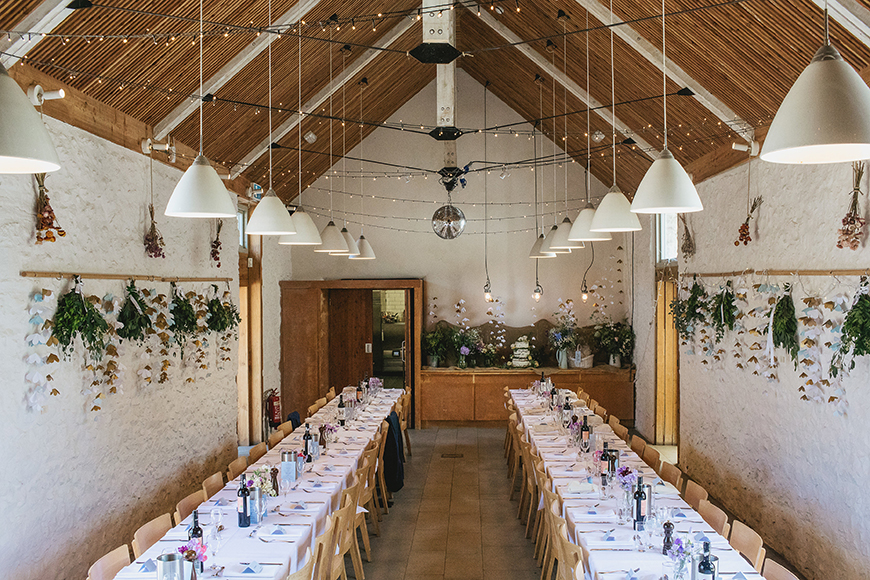 17 Exclusive Wedding Venues For Your Big Day - River Cottage | CHWV