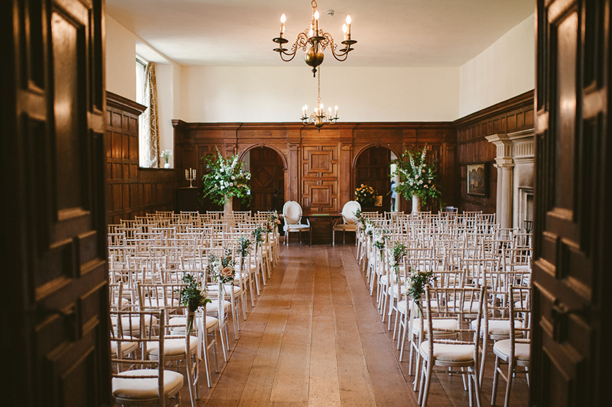 15 Country House Wedding Venues You Have To See - North Cadbury Court | CHWV
