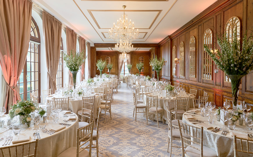 11 Country House Wedding Venues In The South East - Hedsor House | CHWV