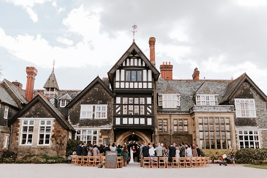 17 Exclusive Wedding Venues For Your Big Day - Plas Dinam | CHWV