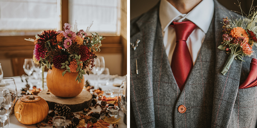 Autumn Colour Schemes: Orange - And finally | CHWV