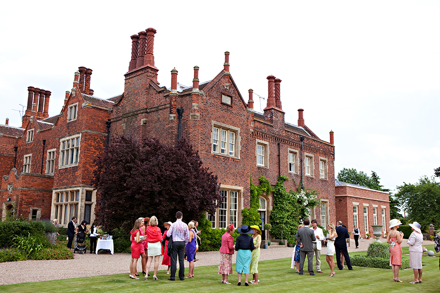 15 Country House Wedding Venues You Have To See - Hodsock Priory | CHWV