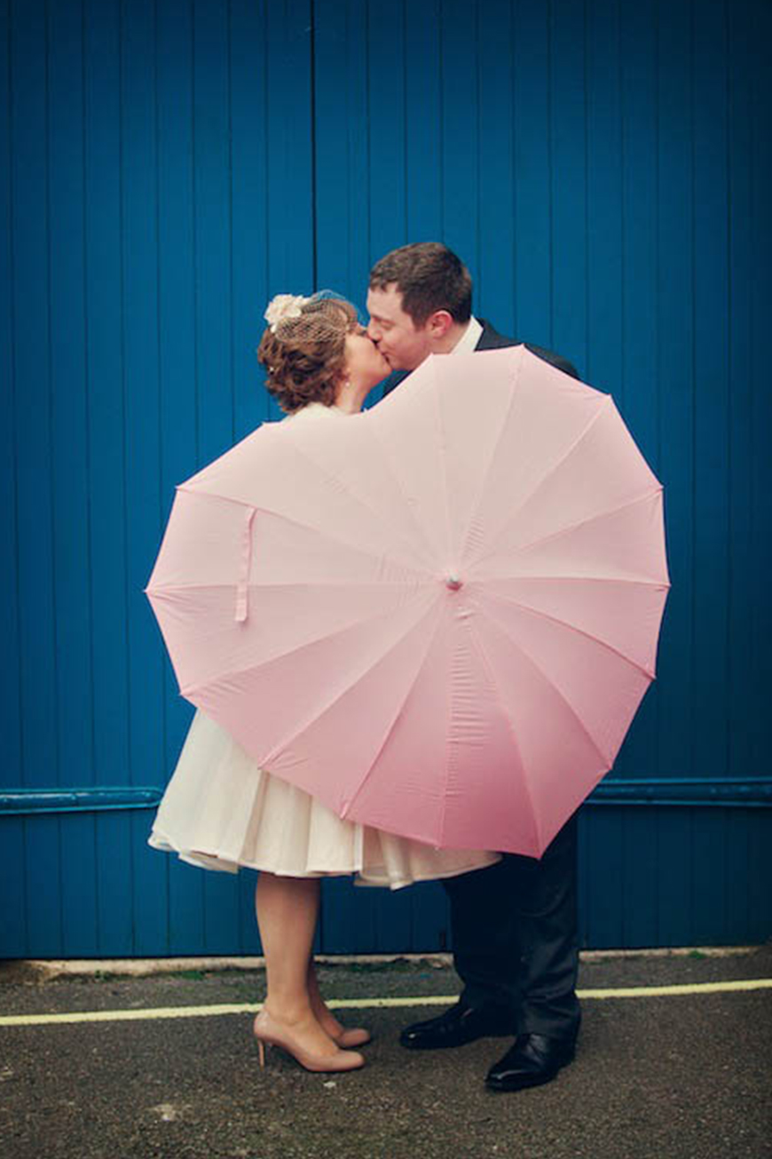 Wedding Ideas By Colour: Pink Wedding Theme - Quirky details | CHWV