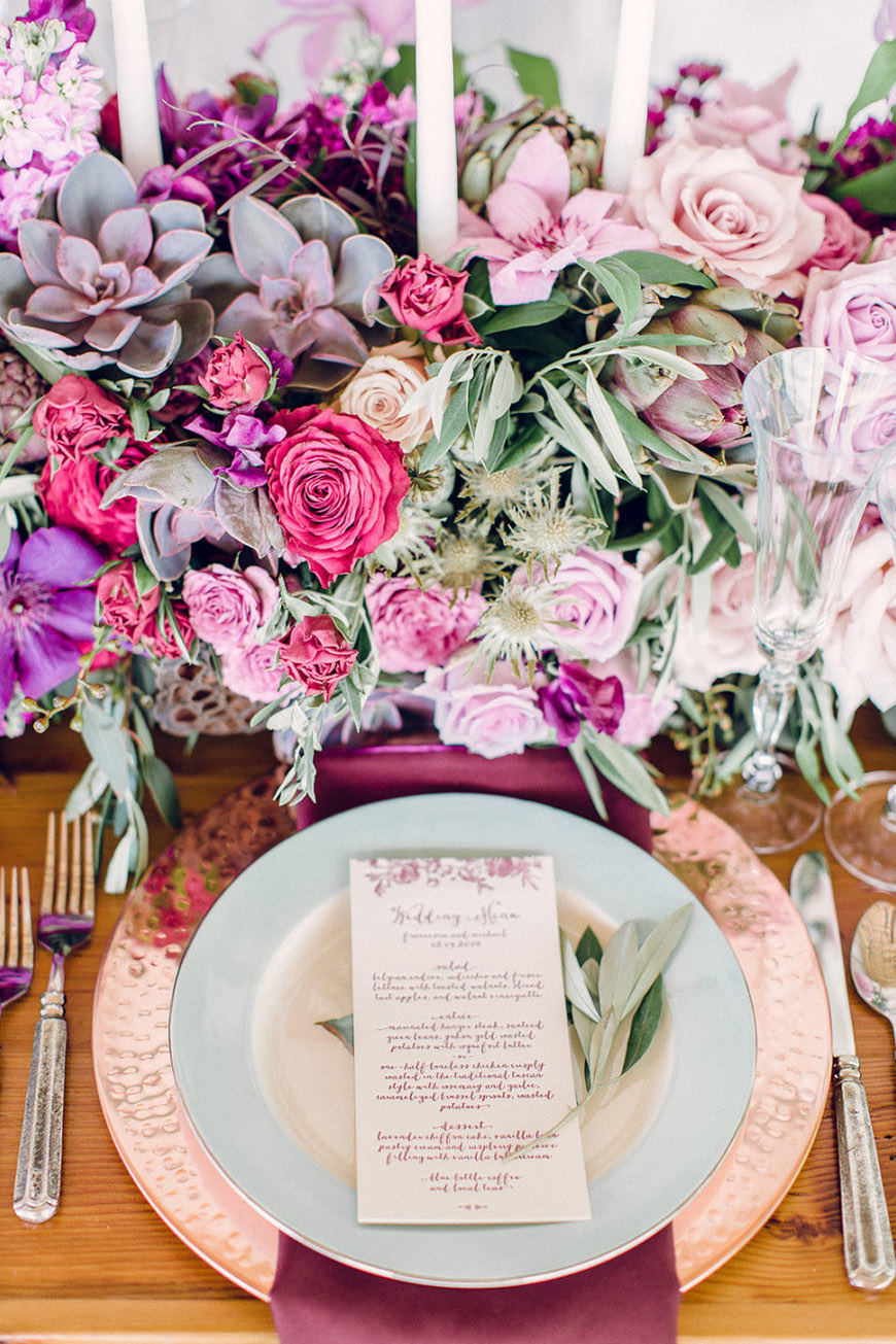 Wedding Ideas By Colour: Bronze Wedding Theme - Bronze with brights | CHWV