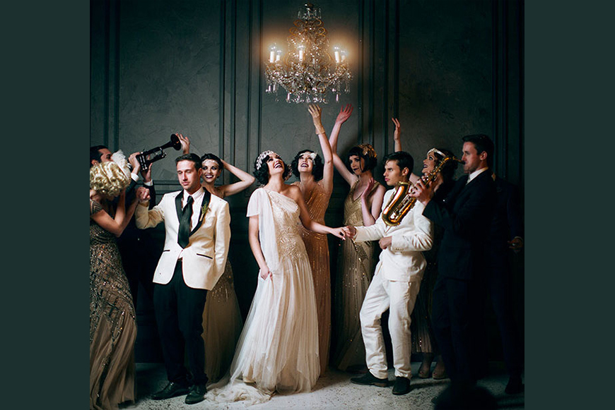 Our Venue Specialist's Perfect Wedding At Davenport House - The entertainment | CHWV