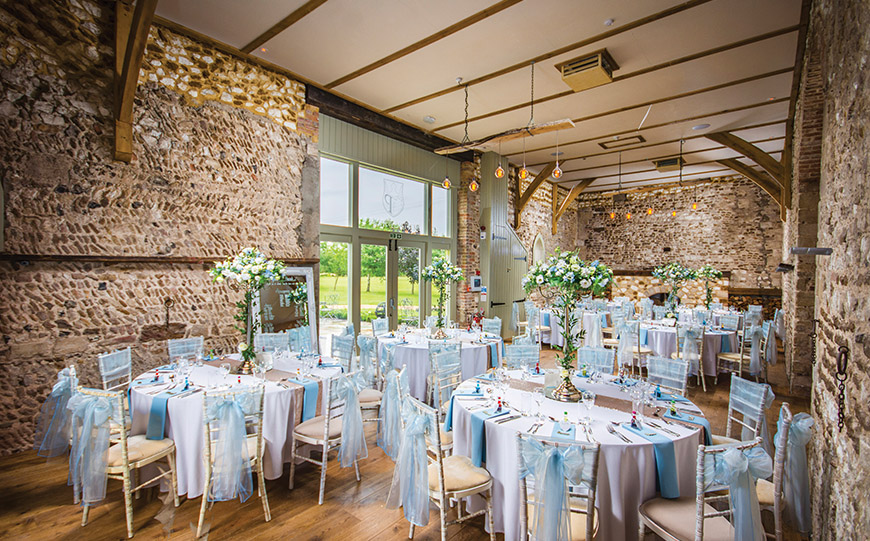 Unique Wedding Venues To Make Your Day Extra Memorable - Pentney Abbey | CHWV