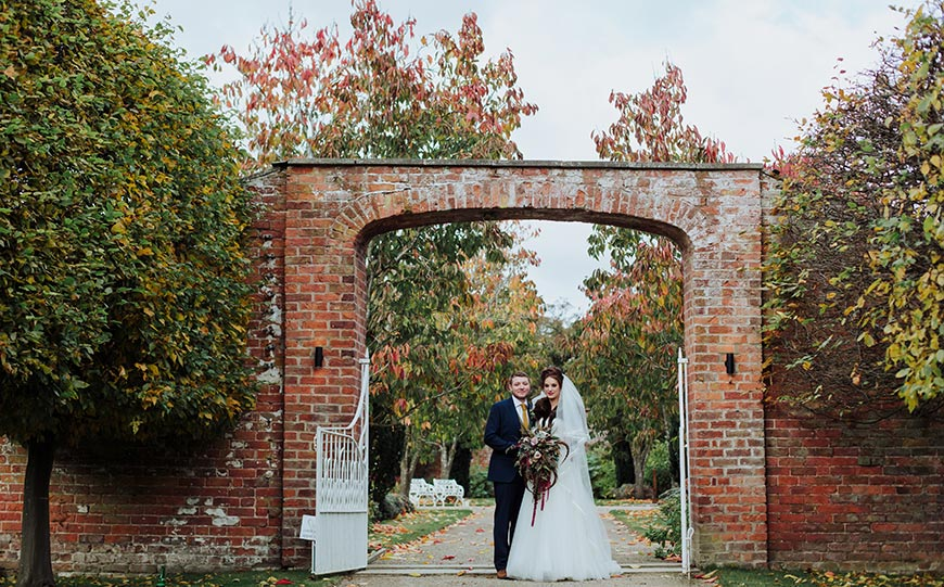 What To Look For In An Autumn Wedding Venue - Combermere Abbey | CHWV