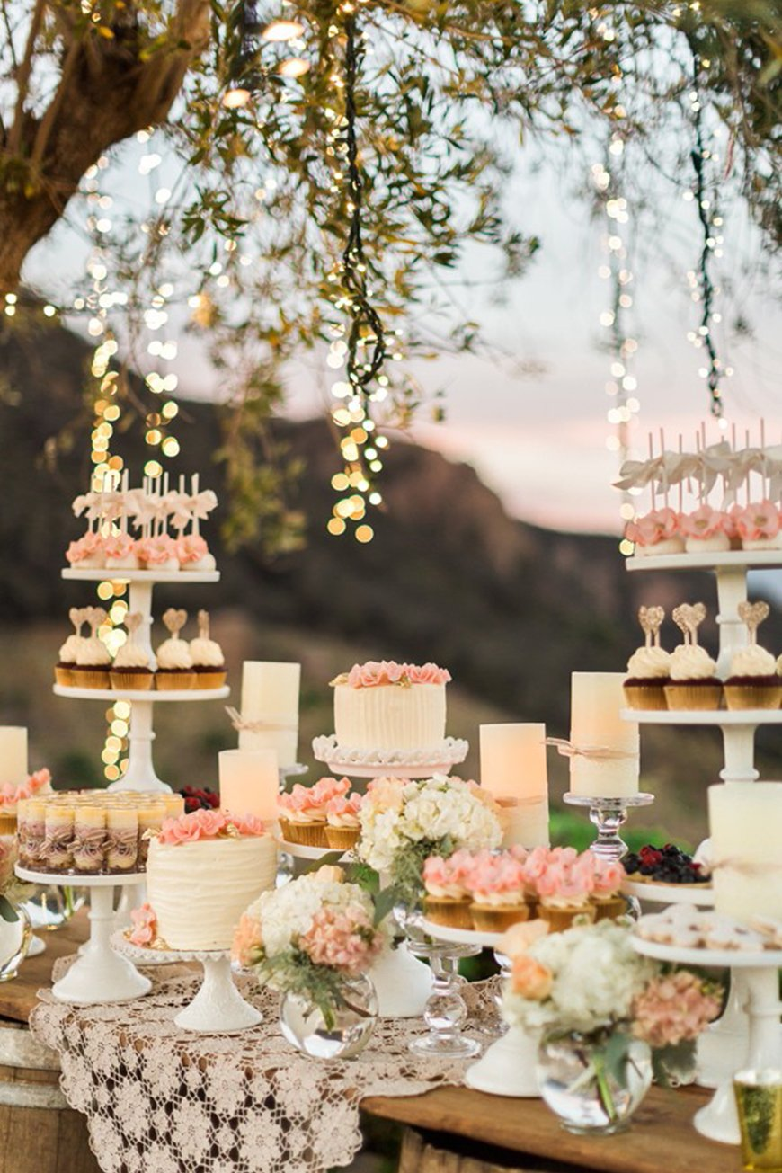 A-Z of Wedding Cakes - Dessert Table | CHWV