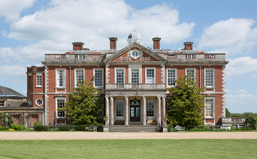11 Country House Wedding Venues In The South East - Stansted Park | CHWV