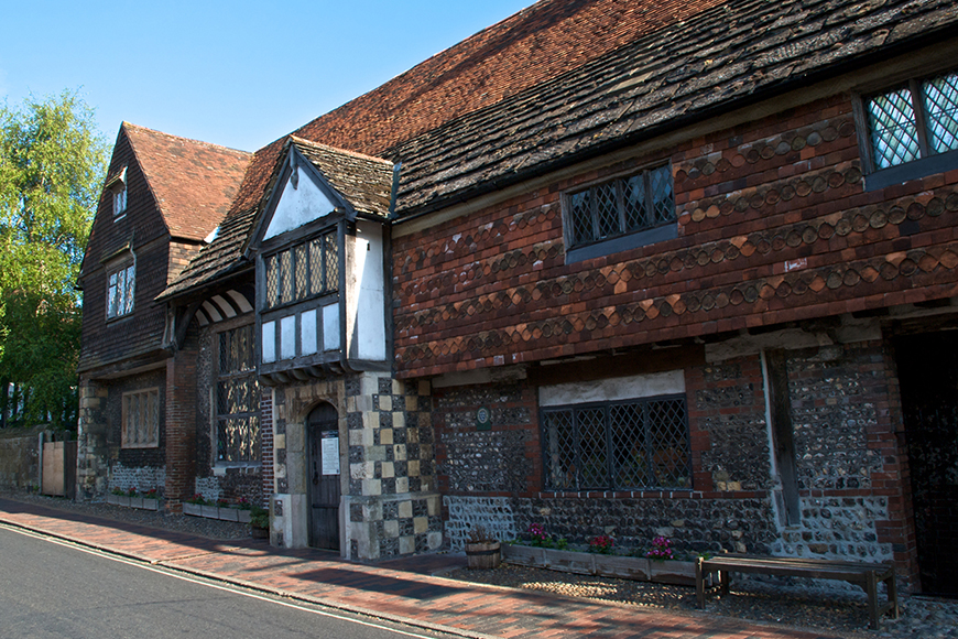 6 Stunning East Sussex Wedding Venues - Anne of Cleaves House | CHWV