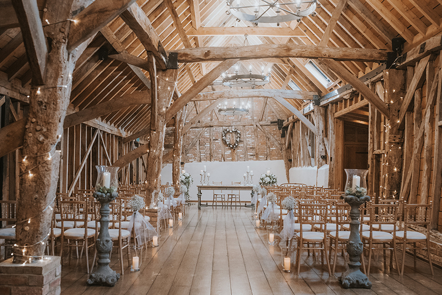 16 Unmissable Wedding Venue Offers - Bassmead Manor Barns | CHWV