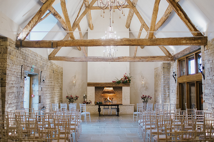 9 all-in-one wedding venues for autumn - Blackwell Grange | CHWV