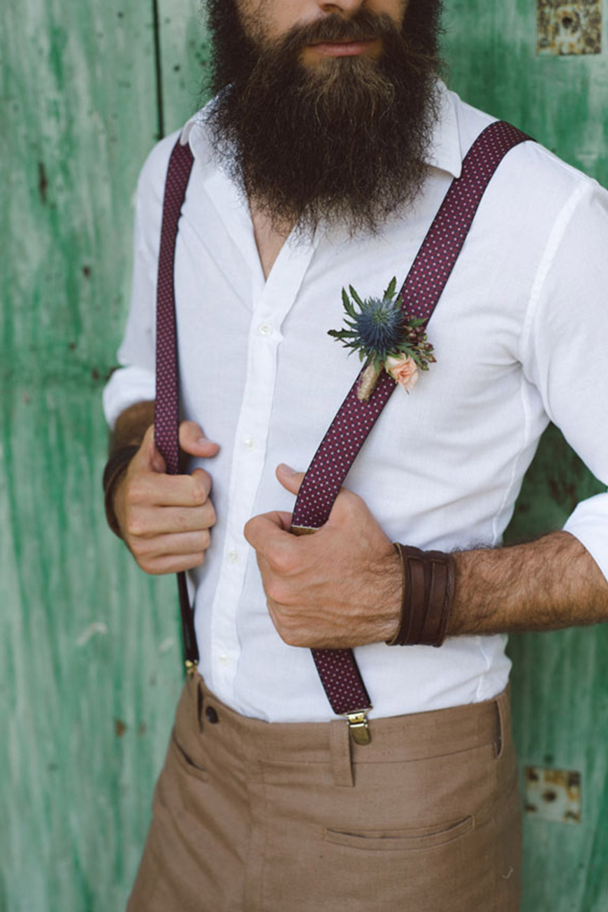 What Style Of Groom Are You? - Boho | CHWV