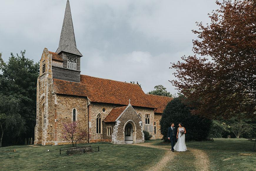 7 Wonderful Wedding Venues With Churches - Braxted Park | CHWV