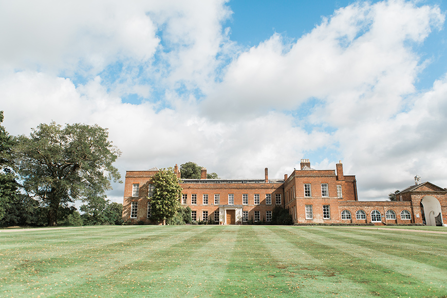 8 Incredible Essex Wedding Venues - Braxted Park | CHWV