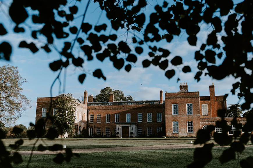 9 Must-See Essex Wedding Venues - Braxted Park | CHWV