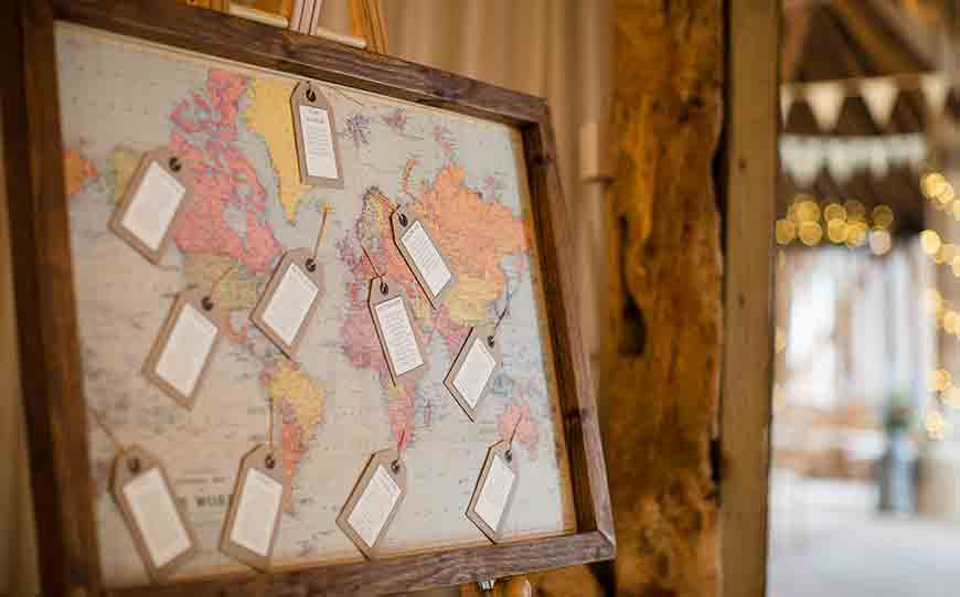 Wedding Table Name Ideas To Keep The Groom Happy | CHWV