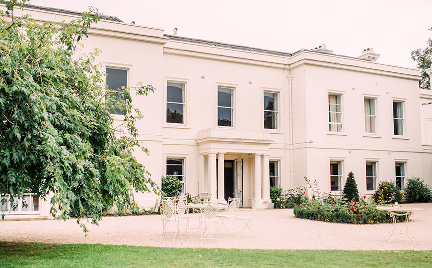 9 Magnificent Manor House Wedding Venues You Won't Want To Miss - Morden Hall | CHWV