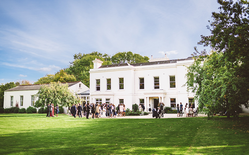 11 Country House Wedding Venues For A Spring Wedding - Morden Hall | CHWV