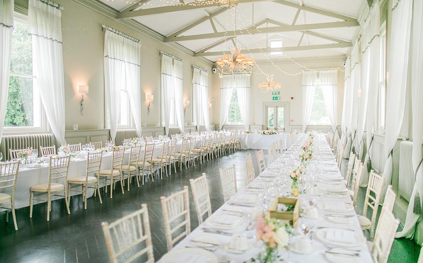 10 Stunning Spring Wedding Venues - Morden Hall | CHWV
