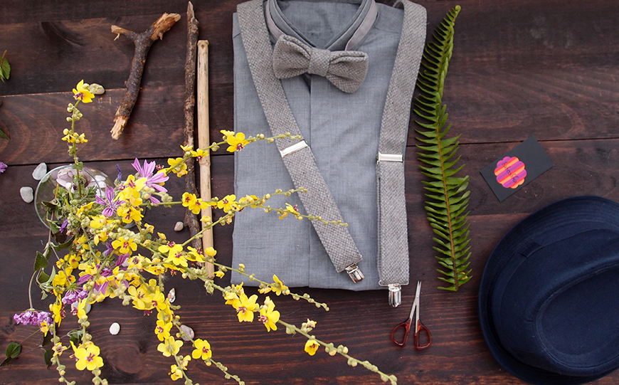 How To Style The Rustic Groom   CHWV