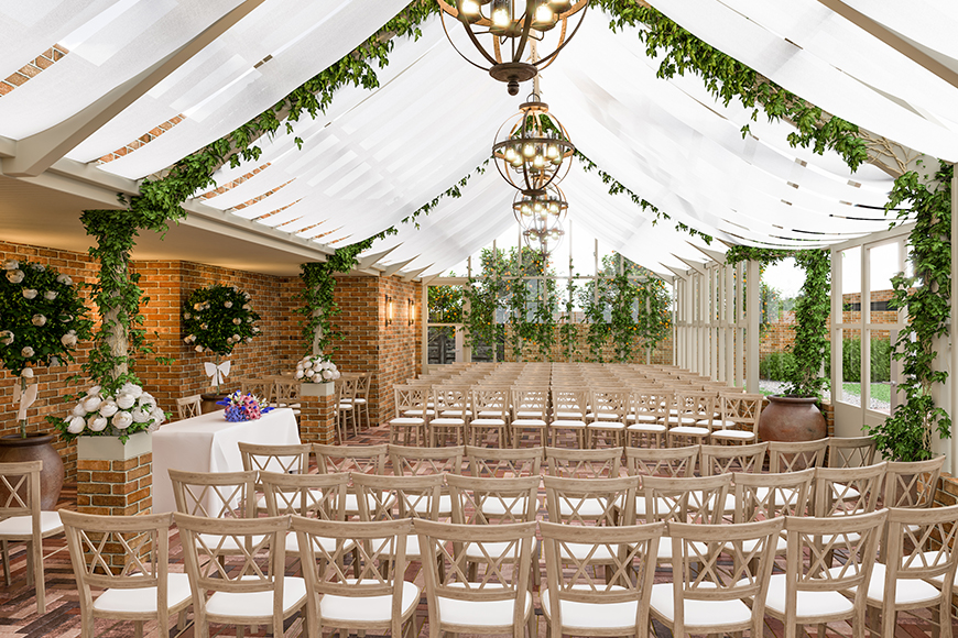8 Unique Wedding Venues You Won't Want To Miss - Syrencot | CHWV