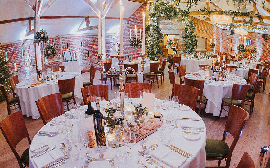 11 All-In-One Wedding Venues For The Perfect Day - Wasing Park | CHWV