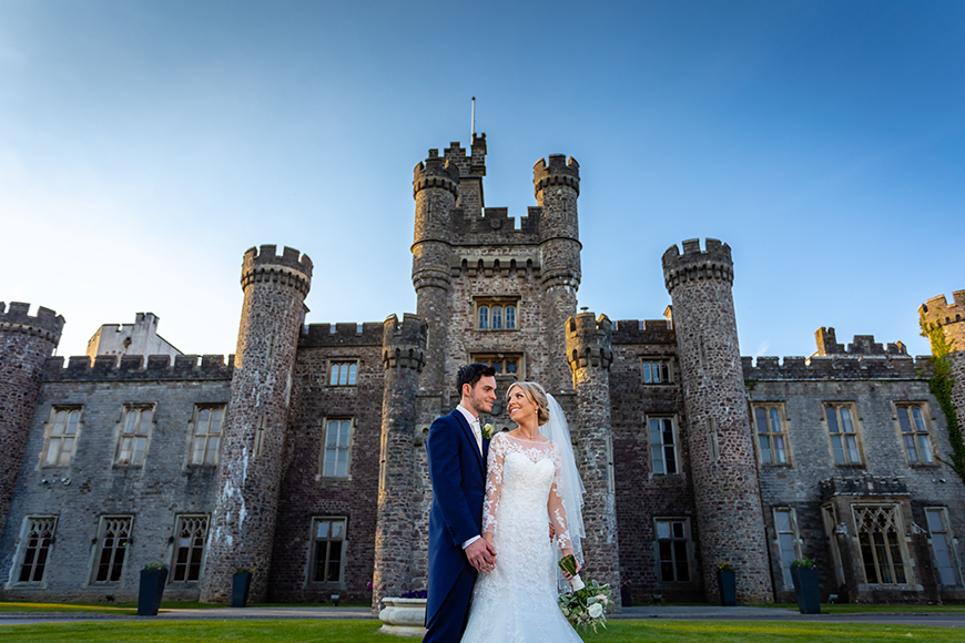 17 Exclusive Wedding Venues For Your Big Day - Hensol Castle | CHWV